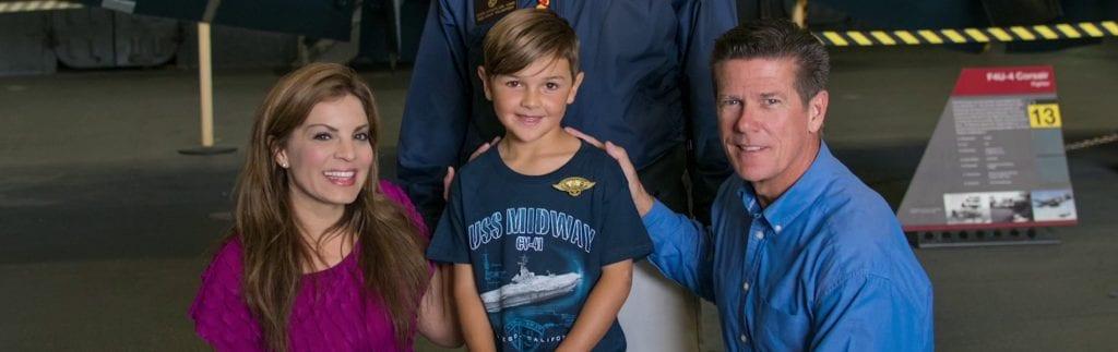 Junior Pilot Program Uss Midway Museum