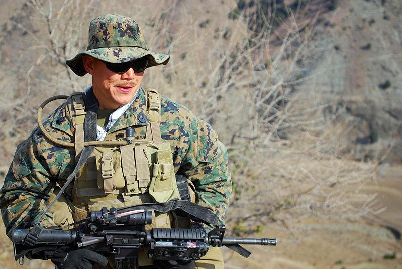 U.S. Navy Corpsman First Class